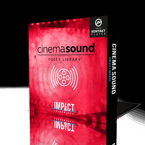 Impactsoundworks – Cinema Sound Foley Library