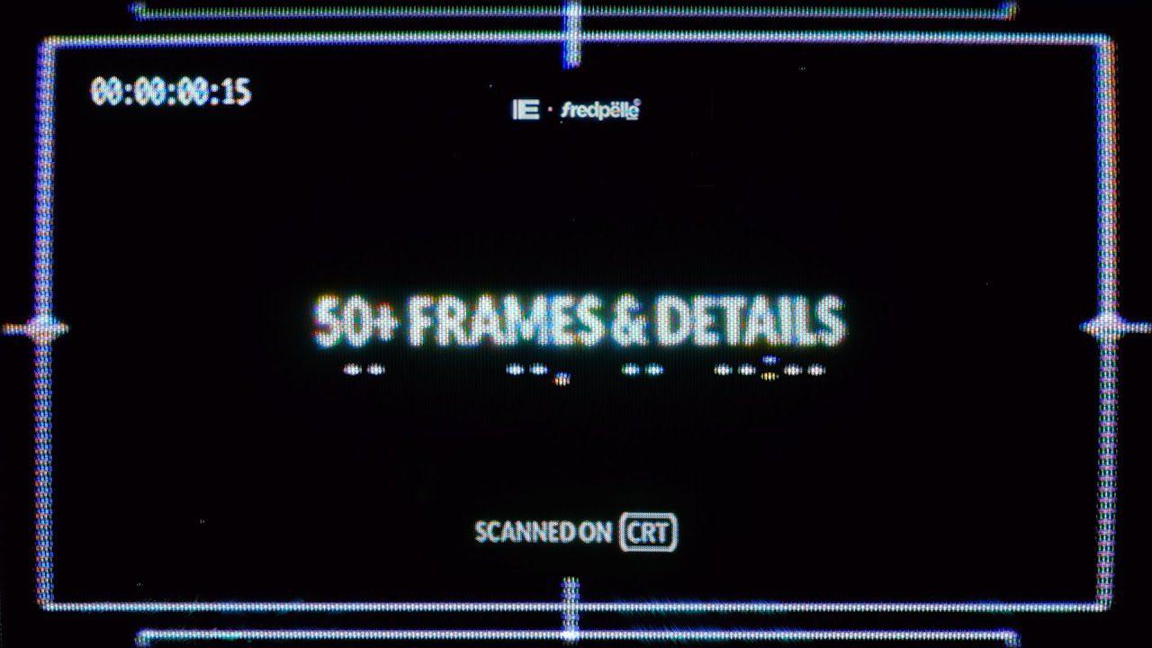 CRT Frames – Ezra Cohen