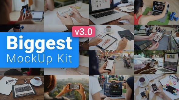 MockUp Kit v3