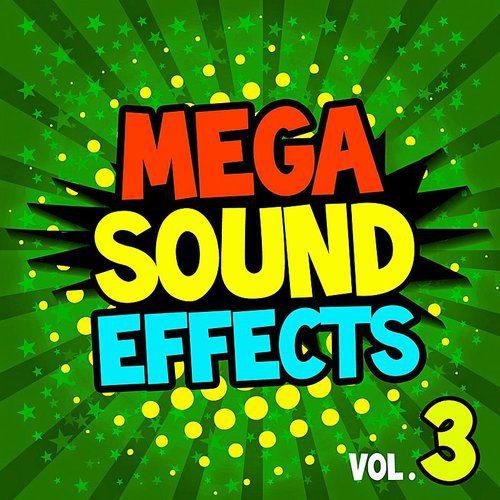 Soundsational Mega Sound Effects Vol 3