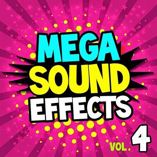 Soundsational Mega Sound Effects Vol 4