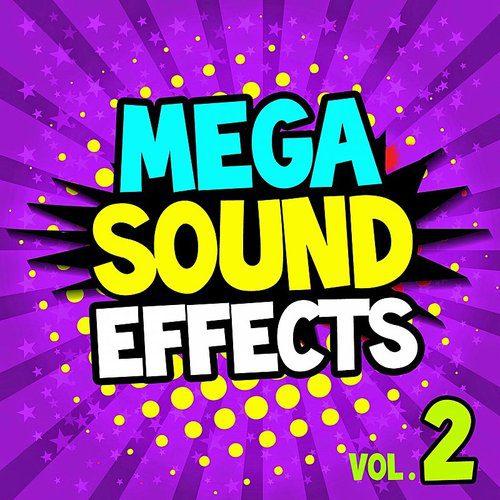 Soundsational Mega Sound Effects Vol 2