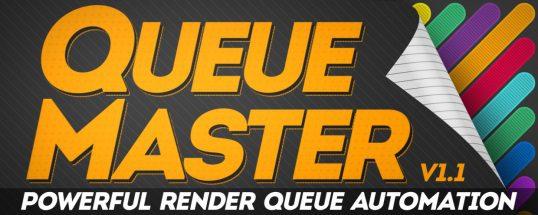 Aescripts QueueMaster 1.13