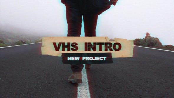 VHS Intro