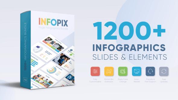 Infopix – Infographics Pack