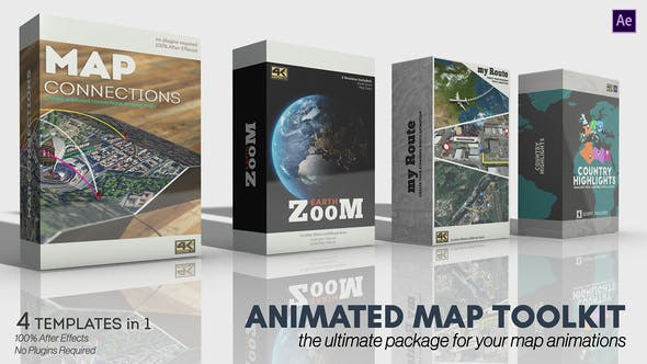 Animated Map Toolkit
