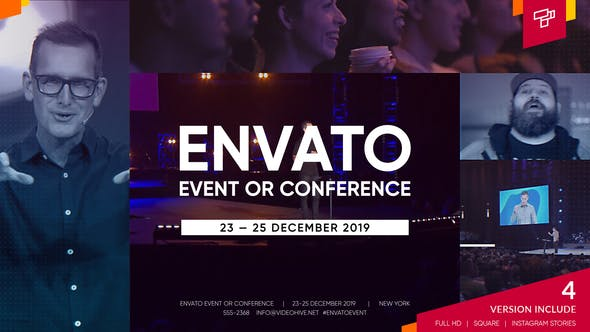 Event Promo – Business Conference