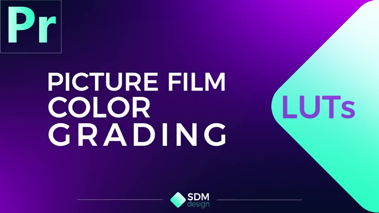 Picture Film LUTs