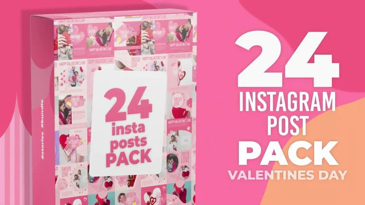 Valentine Day – After Effects Bundle 2020 – P1