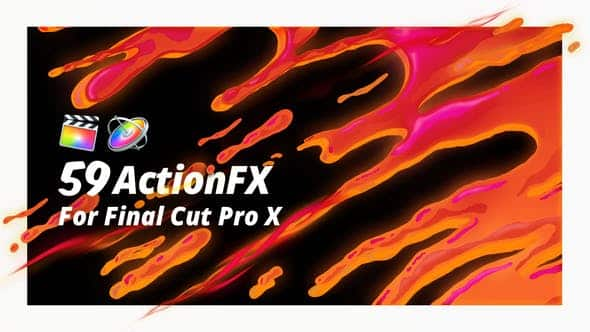 ActionFX   Fire Smoke Water Effects for Final Cut Pro