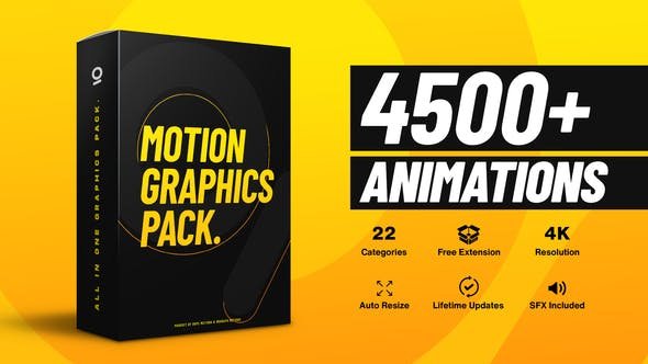 4500+ Graphics Pack