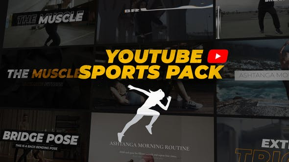 YouTube Sports Pack