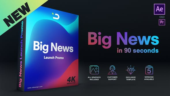 Big News in 90 Seconds