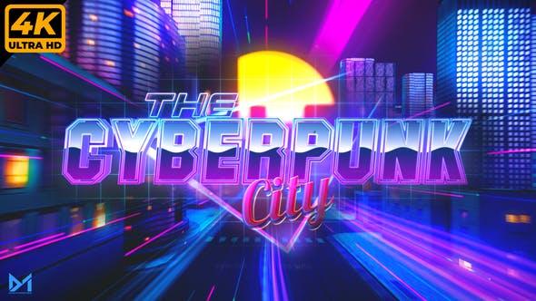 Retro City Intro